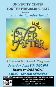 Ever After Musical April 2017