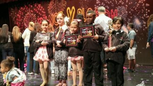 JUNIOR AWARDS