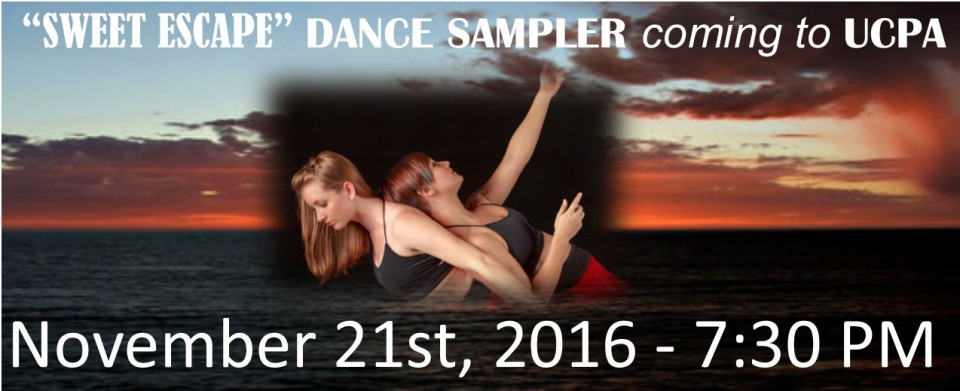 Dance Sampler FALL 2016