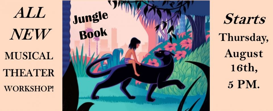 jungle book banner